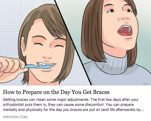 About to get braces mentally prepare yourself with wikihow west no comments solutioingenieria Choice Image